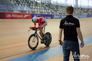 Team Cofidis AeroPro aero test Roubaix 1