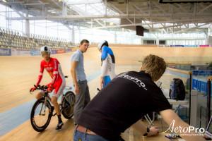 Team Cofidis AeroPro aero test Roubaix 2