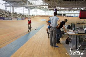 Team Cofidis AeroPro aero test Roubaix 5
