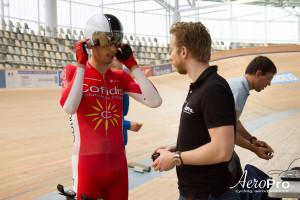 Team Cofidis AeroPro aero test Roubaix 6