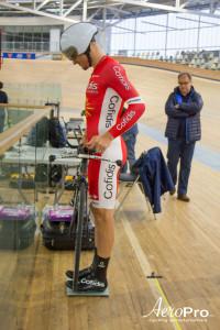 Team Cofidis AeroPro aero test Roubaix 8