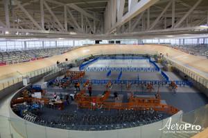 Team Cofidis AeroPro aero test Roubaix 13