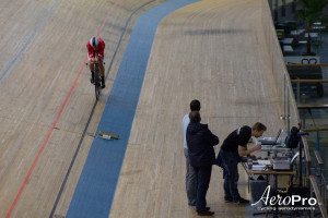 Team Cofidis AeroPro aero test Roubaix 14