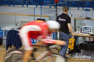 Team Cofidis AeroPro aero test Roubaix 16